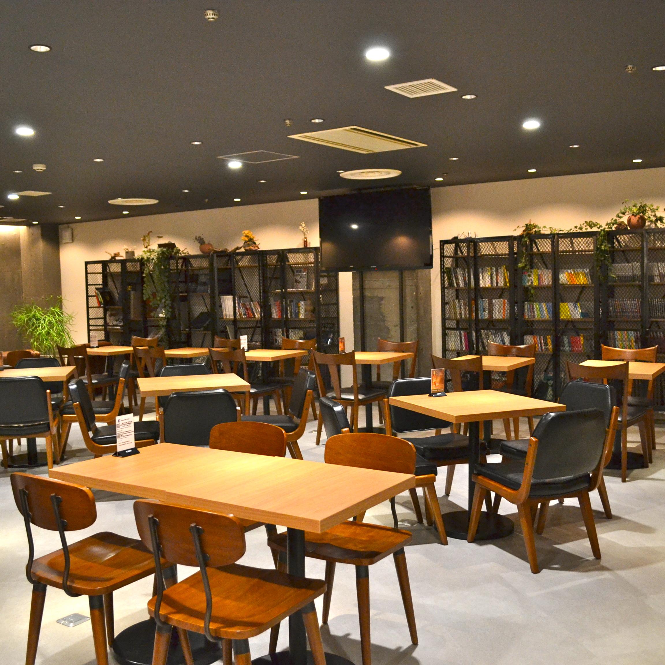新橋 貸切スペース Cafe CONCENT カフェ コンセント>